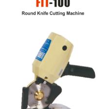 Kružni nož za sečenje materijala Fit 100